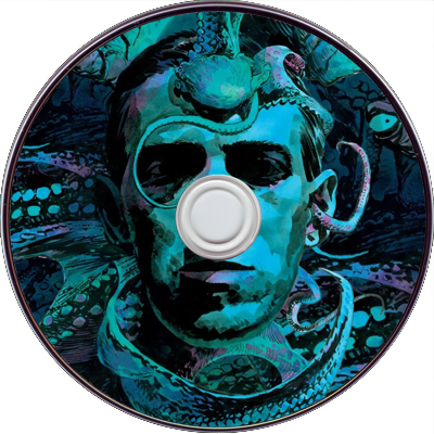 H. P. Lovecraft Books Collection On CD