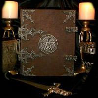 Dark Books Magic Library