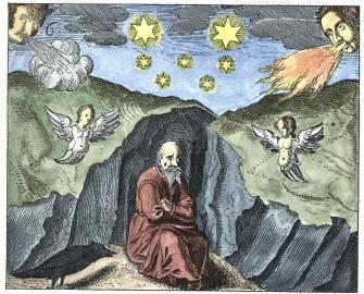 Engraving From Jd Mylius Philosophia Reformata Frankfurt 1622