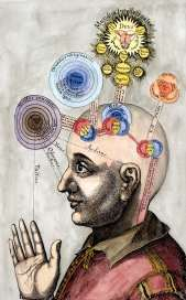 The Mind Of The Microcosm From Robert Fludd Utriusque Cosmi Historia 1619