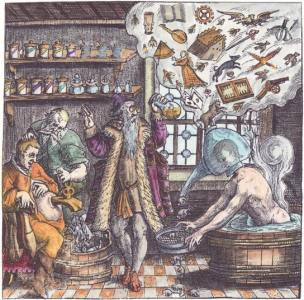 Emblem Lxv The Doctor Of Fools From Johann Theodor De Bry
