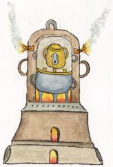 Thomas Charnock Furnace From A Manuscript 16th Century
