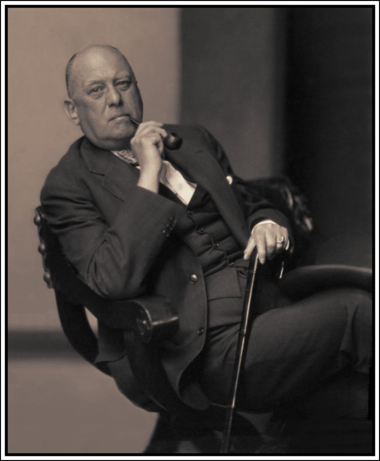 Aleister Crowley Life Pics 7
