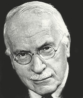 Carl Gustav Jung Portrait