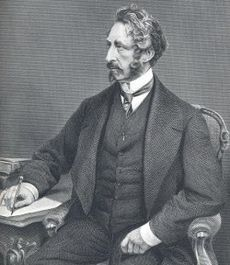 Edward Bulwer Lytton Later Life, Edward Bulwer Lytton