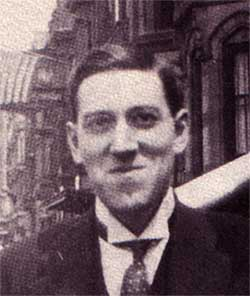 Howard Phillips Lovecraft 4