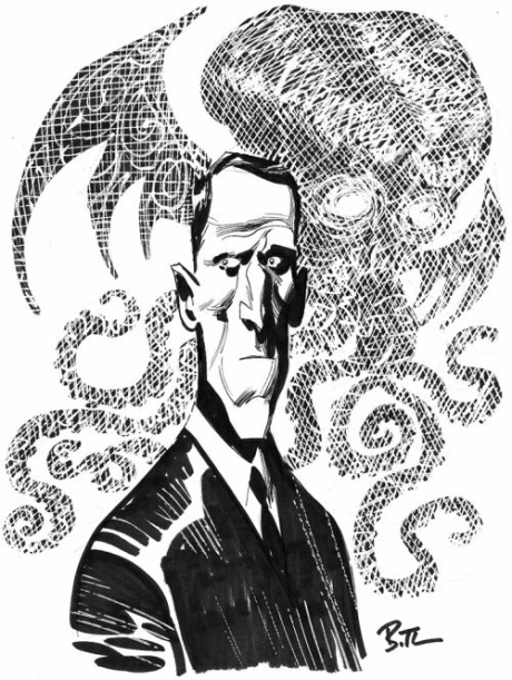 Howard Phillips Lovecraft 5, Howard Phillips Lovecraft