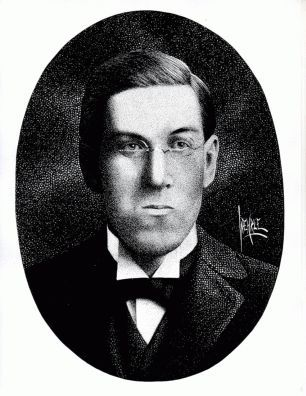 Howard Phillips Lovecraft Portrait, Howard Phillips Lovecraft