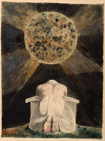 The Archetype Of The Creator, William Blake