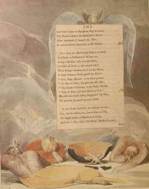 William Blake Painting 1, William Blake