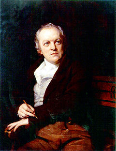 William Blake Portrait, William Blake