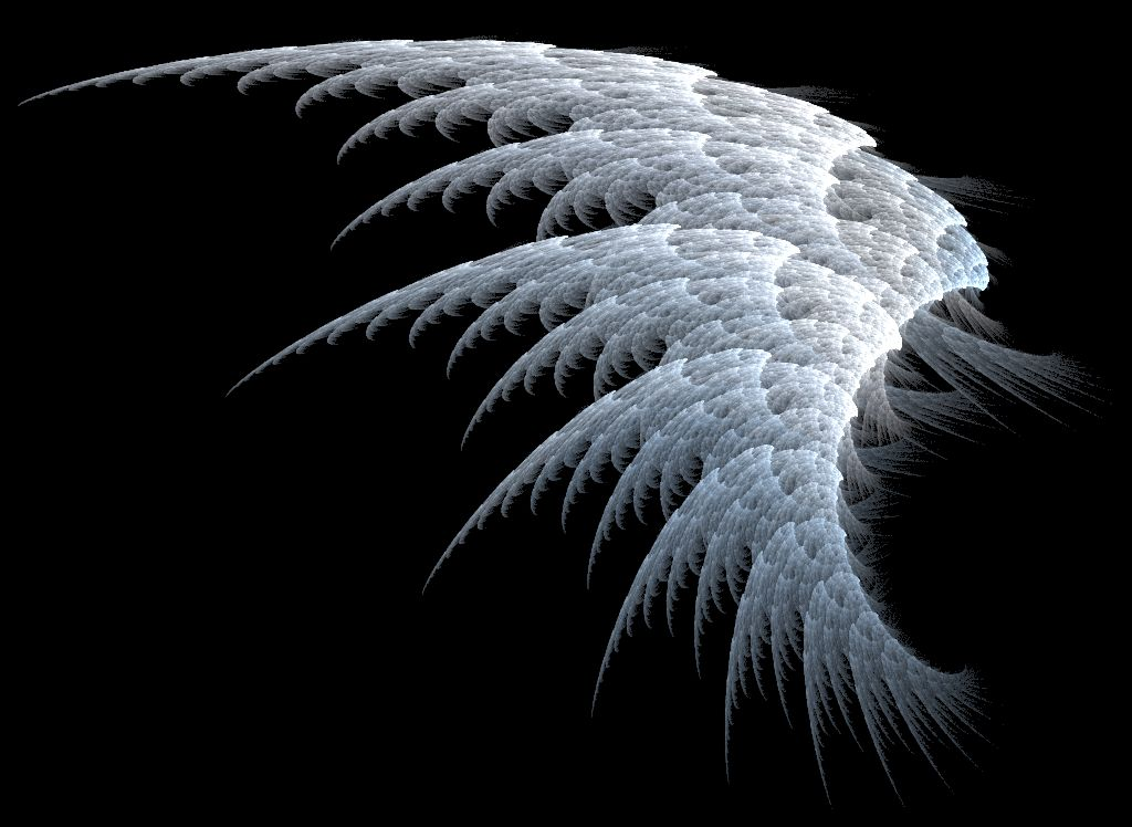 White Angel Wings, Angels 1