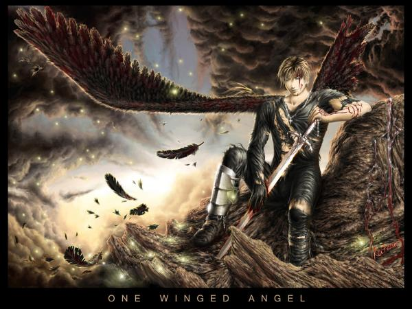 One Winged Angel By Keitaro