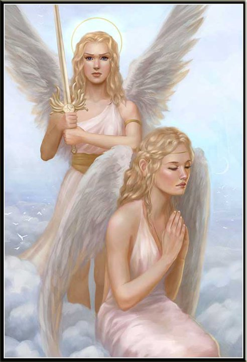 Angels With Sword, Angels 2
