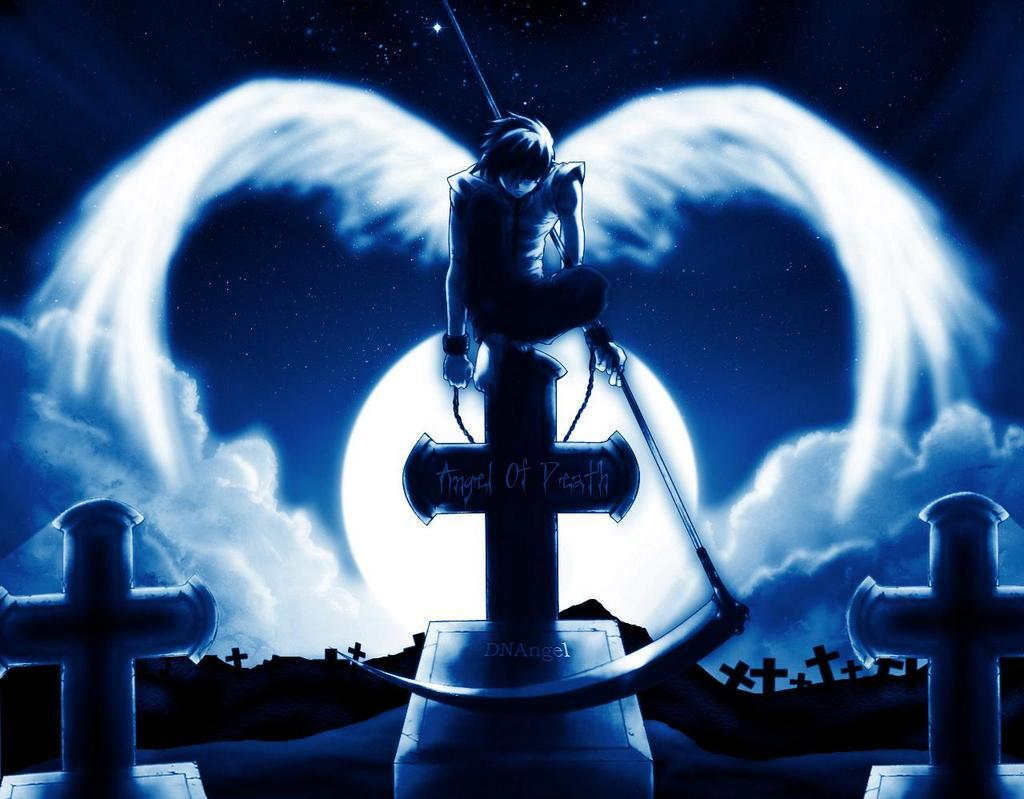 Anime Dark Angel Of Death, Angels 2