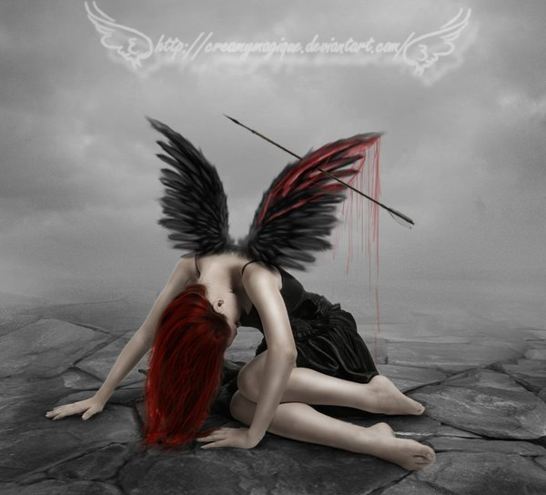 Bloody Angelic Wings, Angels 2