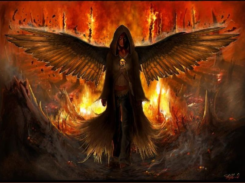 Dark Satanic Angel, Angels 2