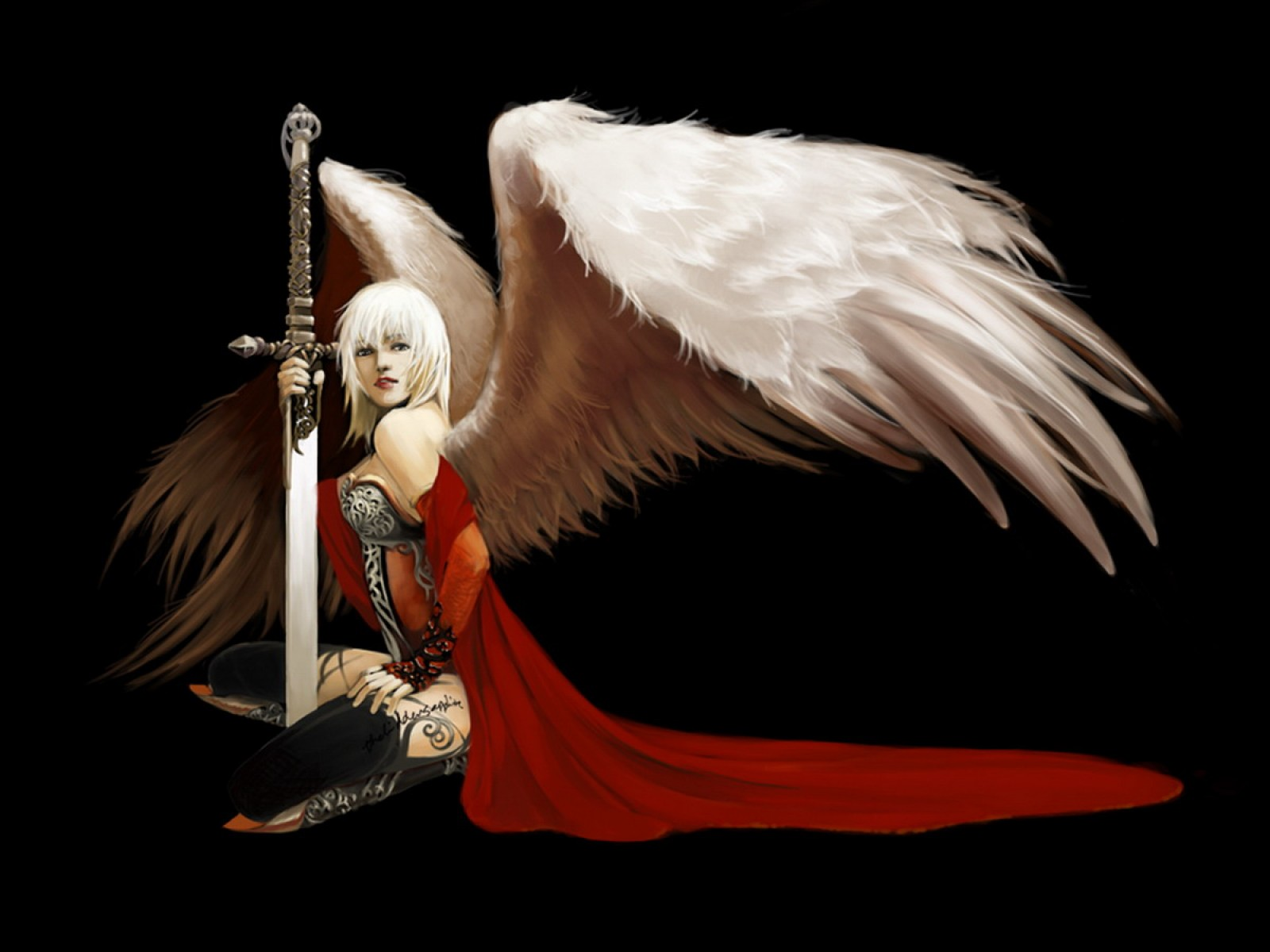 Angel Of Sword