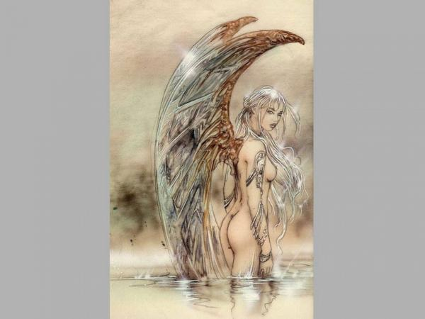 Bath Of Angel