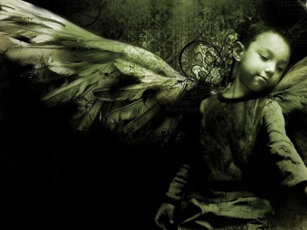 Sadness Of Little Angel