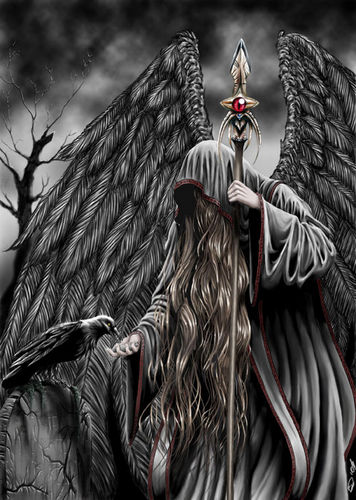 Angel Of Black Death