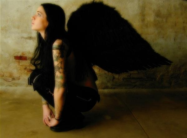 Tattooed Angel