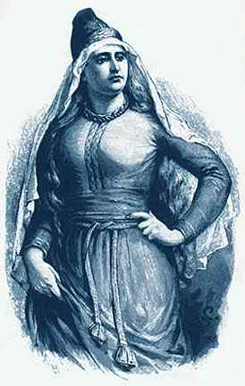 Frigg Queen Of Asgard, Asatru Gods And Heroes