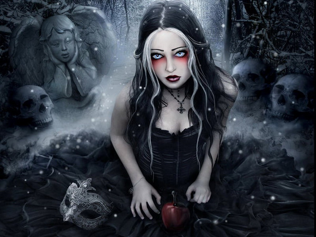 Gothic Dead Apple, Black Magic