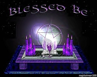 Blessed Be 1
