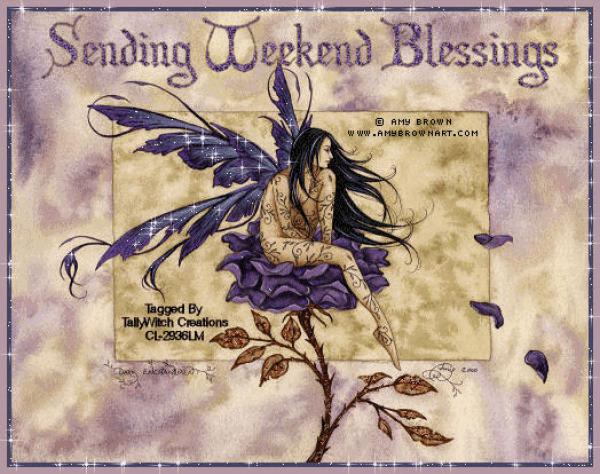 Weekend Blessings