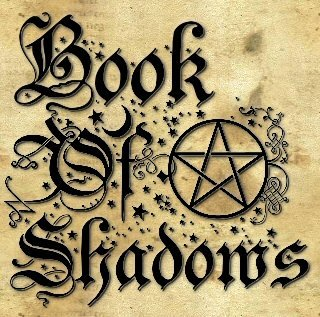 Fancy Book Of Shadows