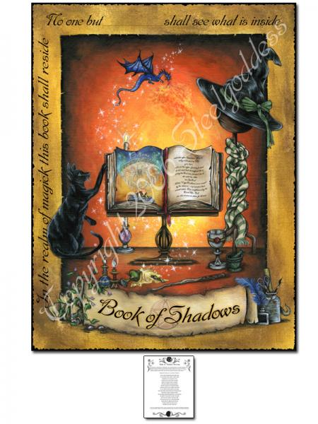 Book Of Shadows 1