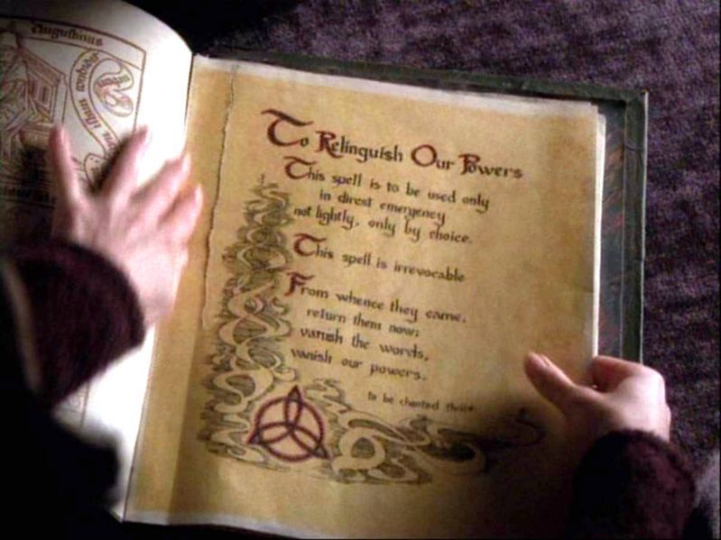 Book Of Shadows 34