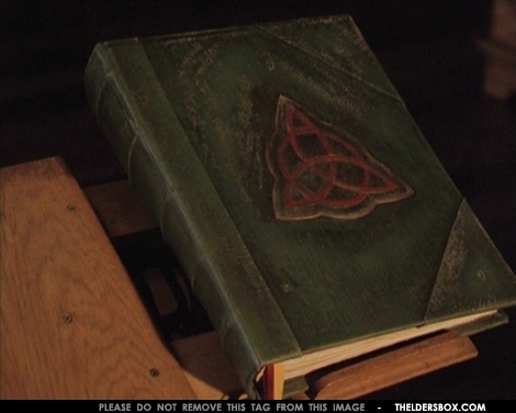 Book Of Shadows 36