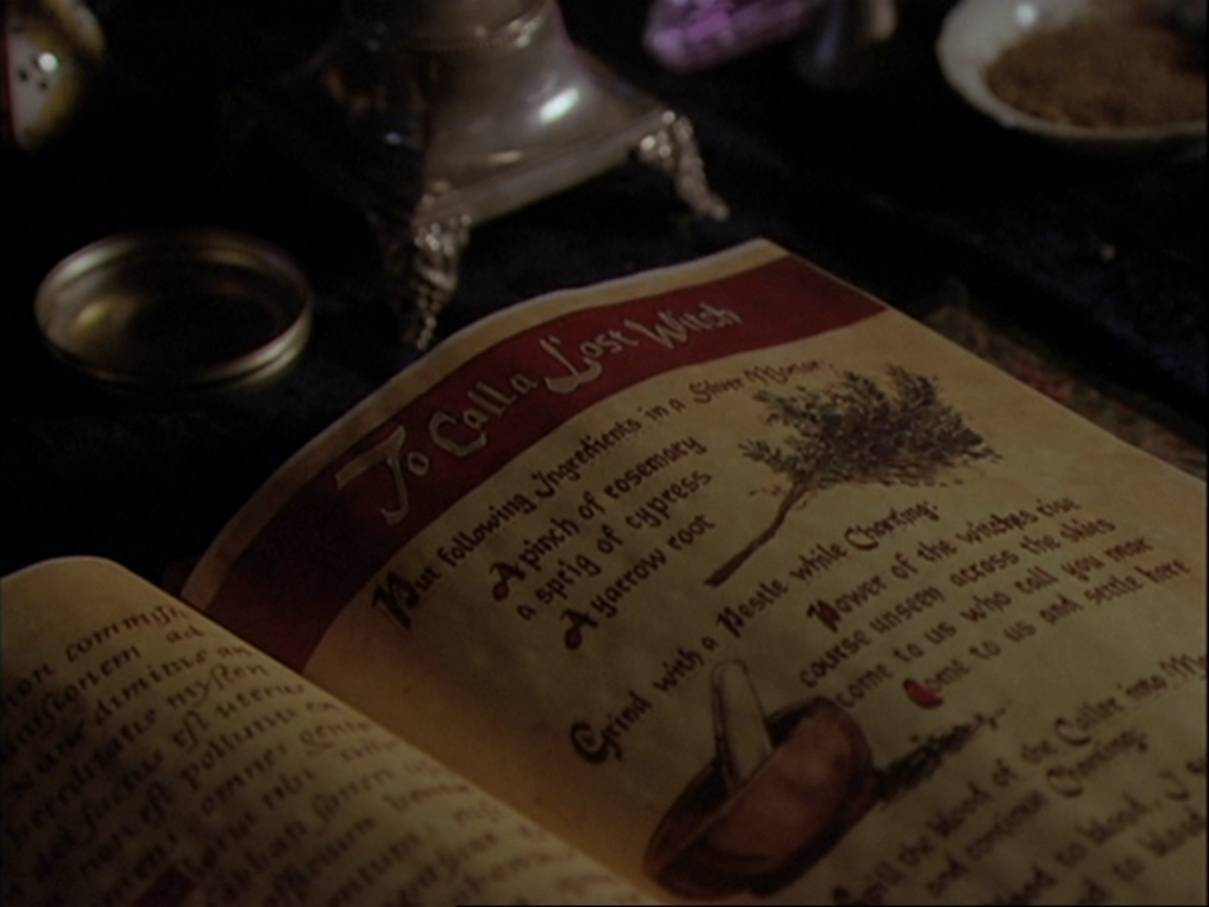 Book Of Shadows 41