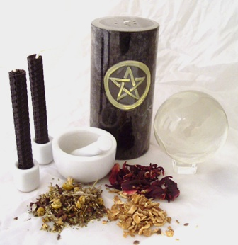 Witch Spells, Candle Magic