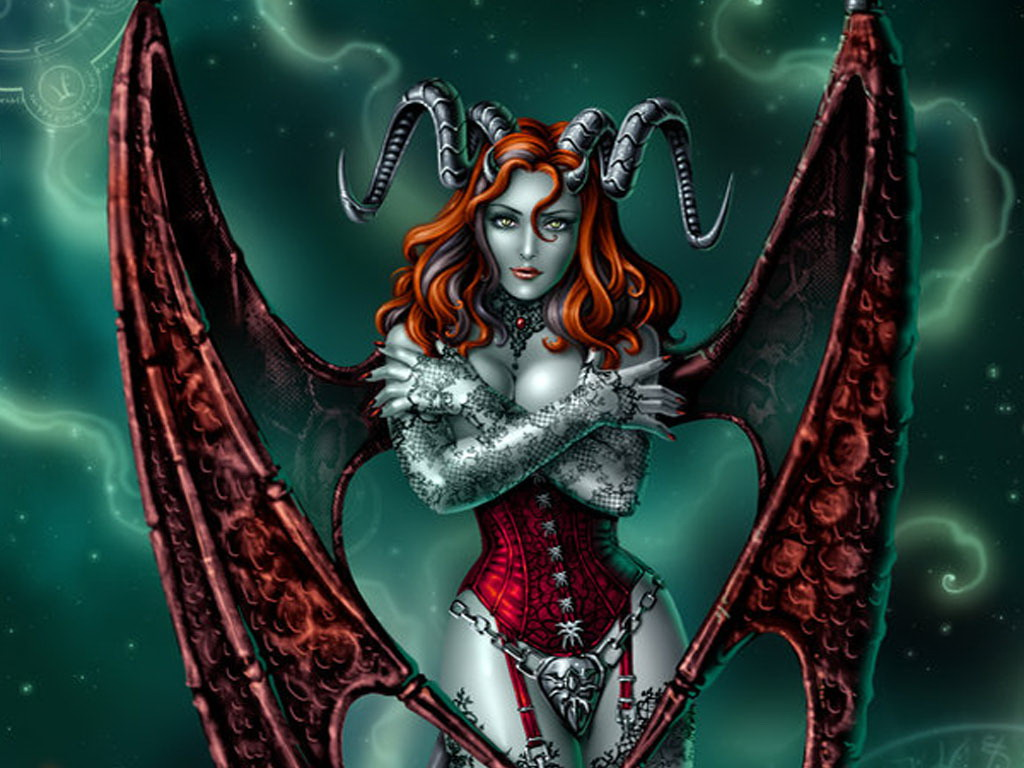 Beauty Demoness