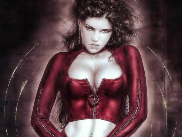 Demoness Of Blood