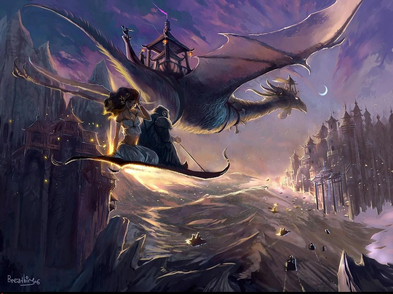 Dragon Riders, Dragons 2