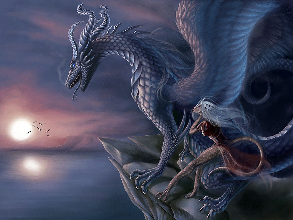 Blue Dragon Fantasy