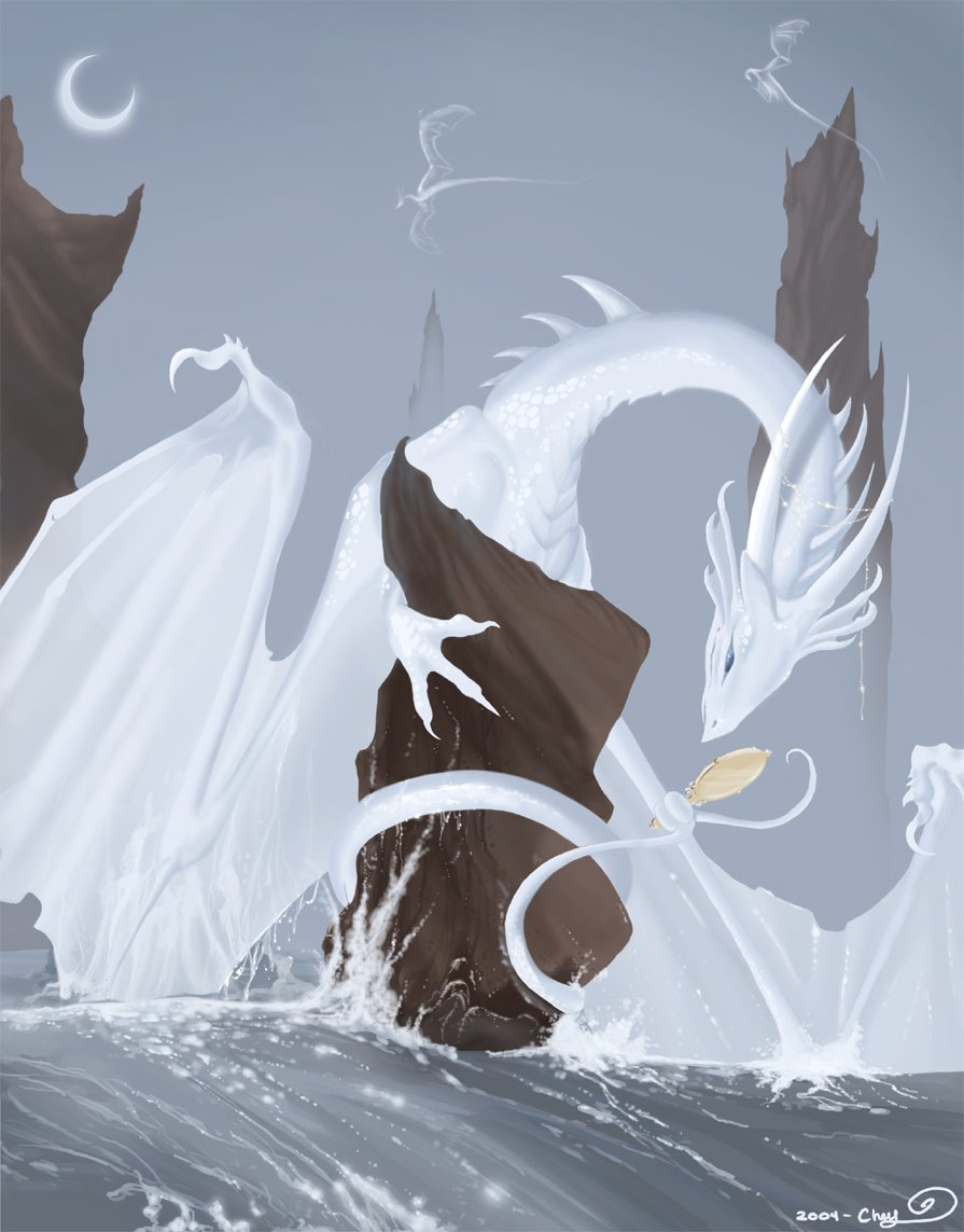 White Dragon Prince