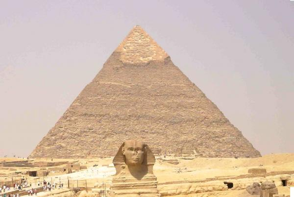 Egypt Pyramid Sphinx