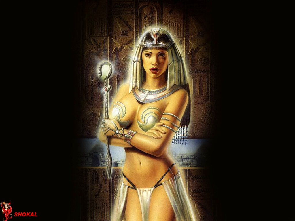 Egypt Goddess, Egyptian Magic