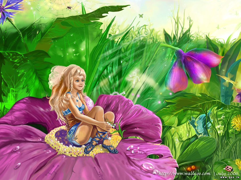 Fairy Beauty, Fairies Girls 2