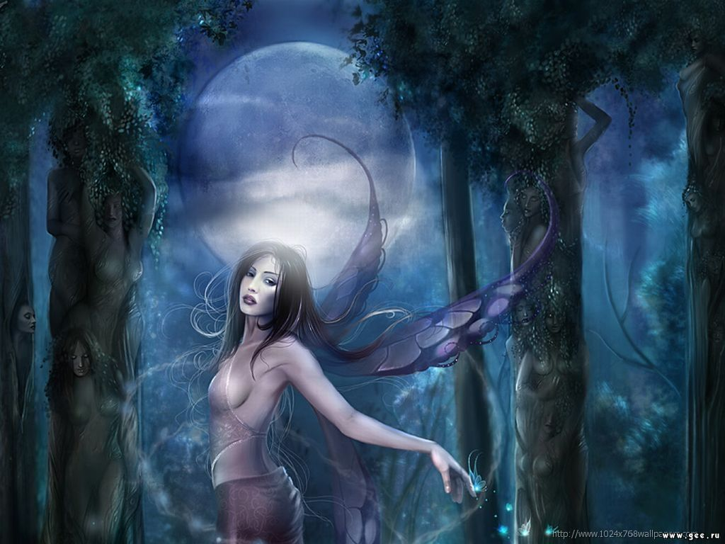 Silent Faery Of Life
