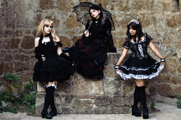 Gothic Models, Gothic Girls