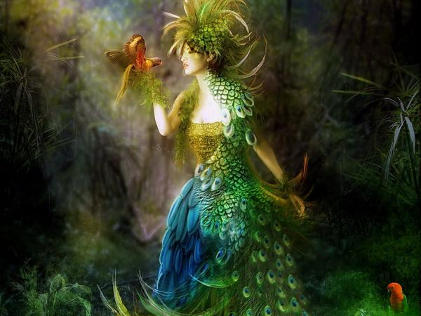 Nature Witch, Green Witches