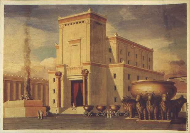 King Solomon Temple Movie
