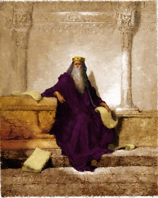 Old King Solomon