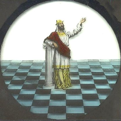 Slide Of King Solomon